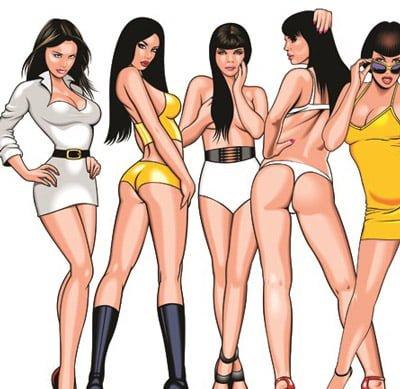 seksi kızları etkilemenin yolları