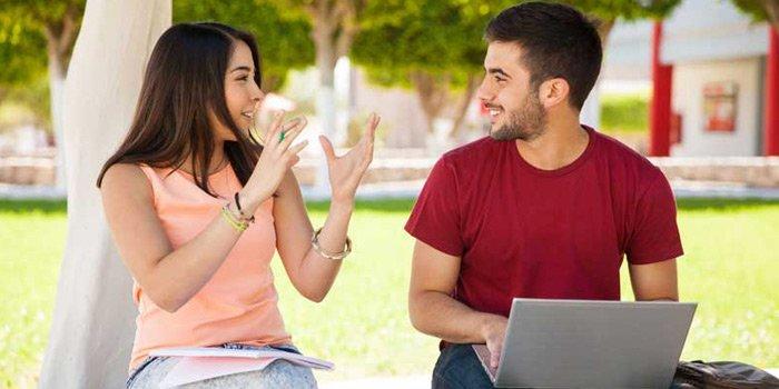 okulda kızla tanışmak